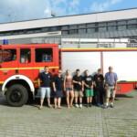 Exkursion Feuerwehr Ilvesheim
